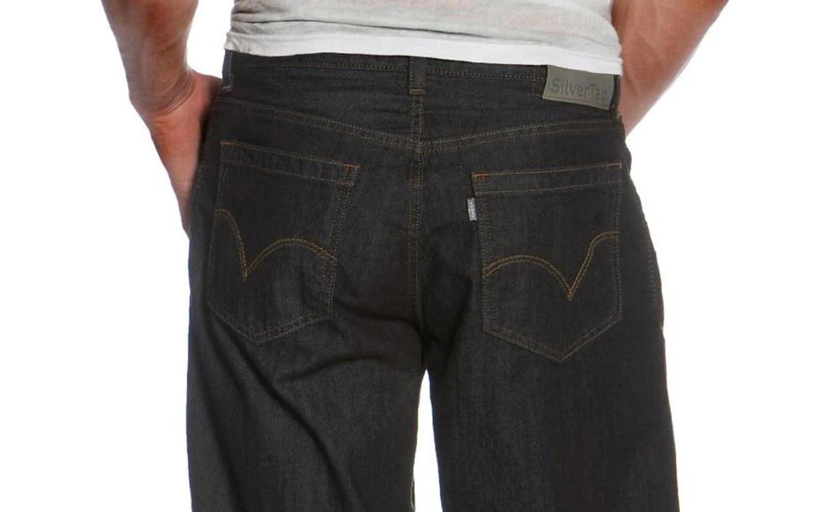 Mens Silver Tab Jeans