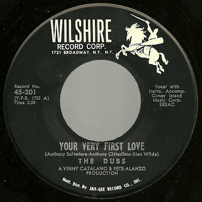 The Dubs - Your Very First Love - Just You