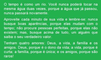 O TEMPO E O RIO