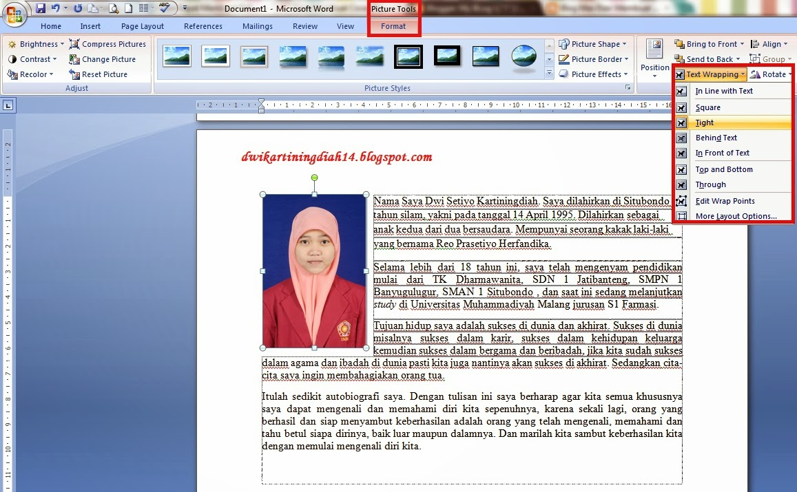 My Blog Cara Membuat Buku Di Ms Word 2007
