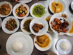 Daftar Tempat Kuliner / Pujasera / Makan Enak Di Bontang