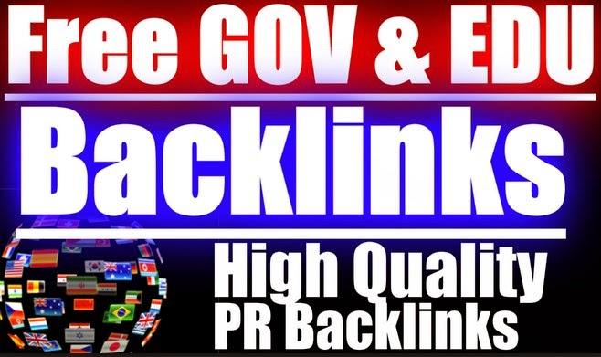 50+ Backlink GOV Gratis, Cara Ampuh Untuk Menaikkan Visitor