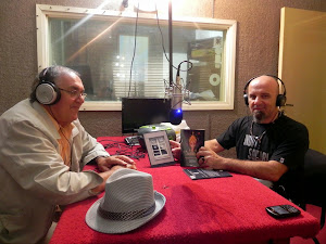 EN LA RADIO CON HUGO ELDER BARBERO