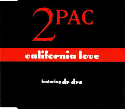 2Pac – California Love (CDS) (1995) (320 kbps)