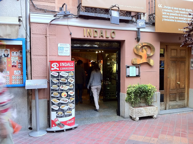 Alcalá de henares - Indalo tapas