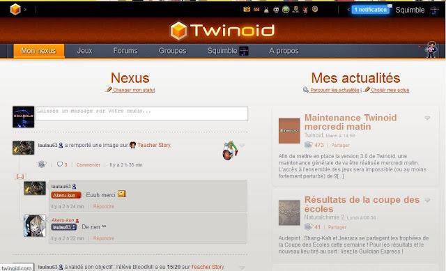 Twinoid Version 3.0