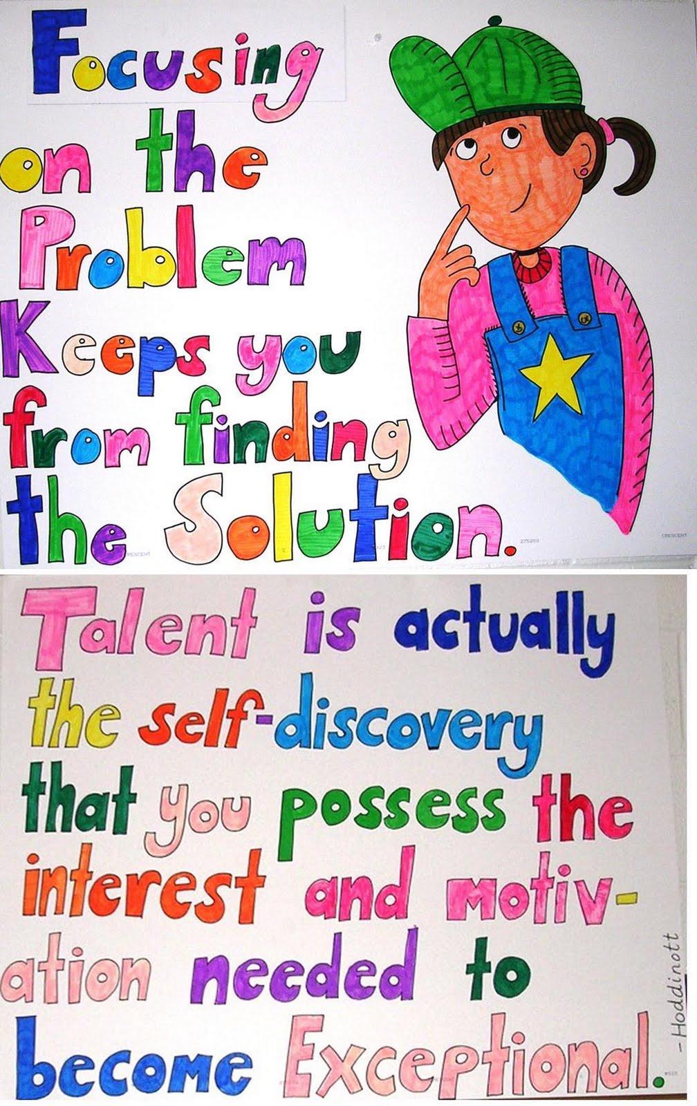 Classroom Decor Posters ~ Art classroom decor posters