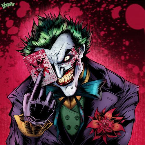 Ilustraciones del Joker 35