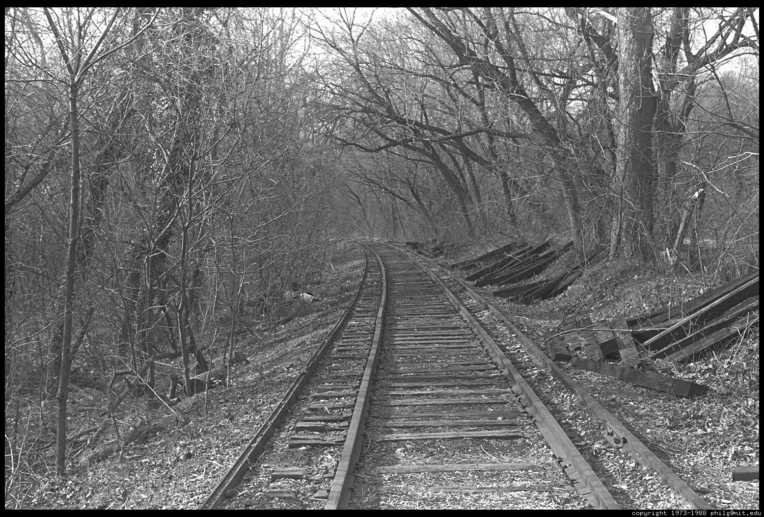 Spookiest Stuff: The Railroad