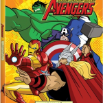 The Avengers: Earths Mightiest Heroes Return with Volumes 3 &amp; 4 on Oct. 25th