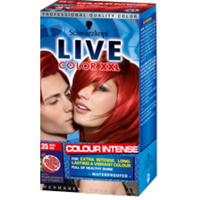 Schwarzkopf Red Hair Dye Xxl Red Hair Colors 20162017
