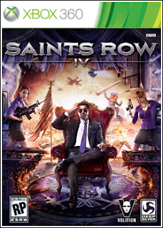 54684456456 Download   Jogo Saints Row IV XBOX360 iMARS (2013)