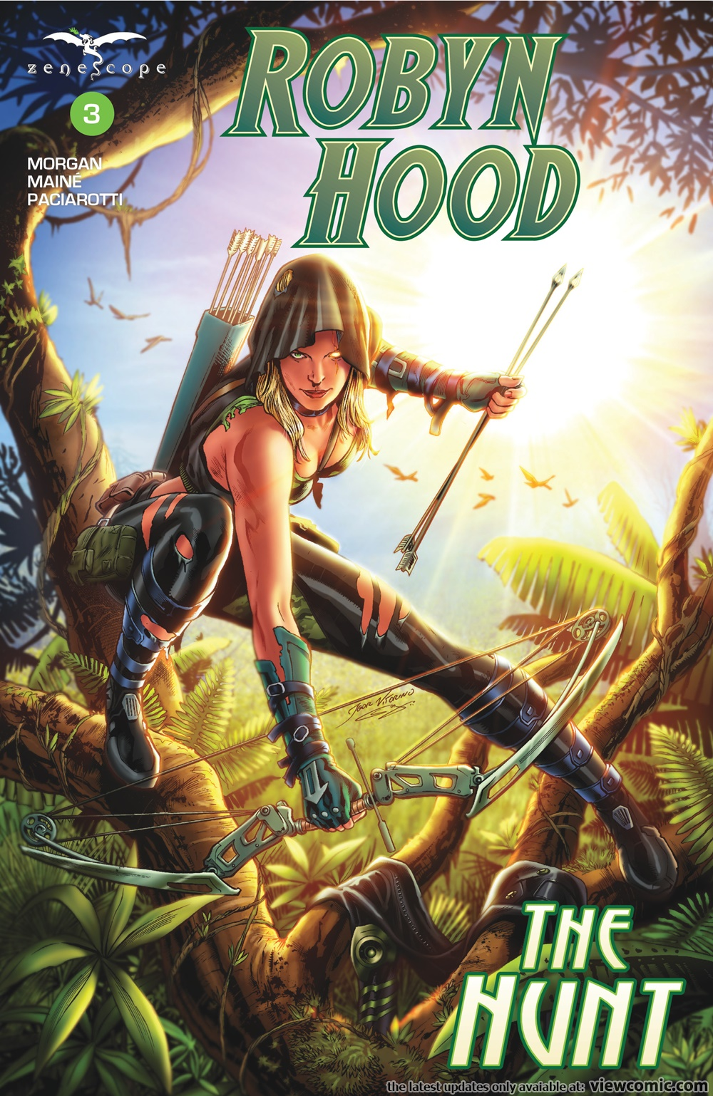 ROBYN HOOD: THE HUNT 03