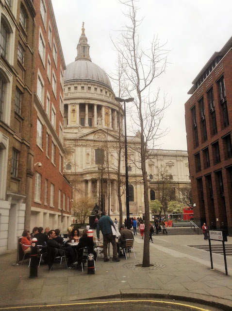 St Paul's Cathedral, London photo by Modern Bric a Brac