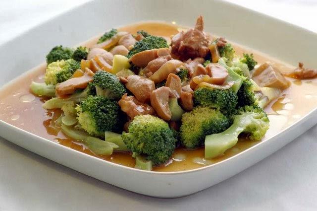 Resep Masakan Ayam Cah Jamur