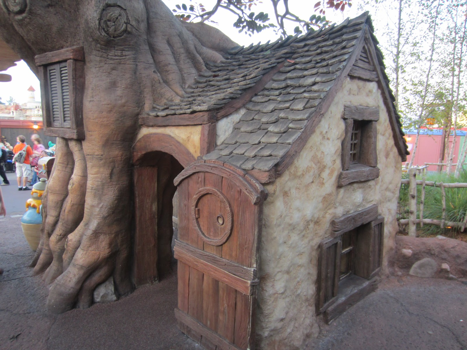 Fort A Day Treehouse Kids Hut Fort At Disney World 39 S