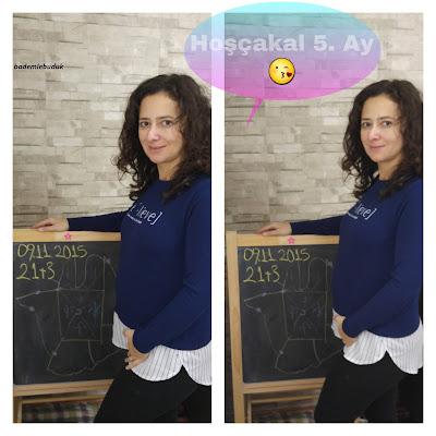 hamilelikte ikinci üç ay