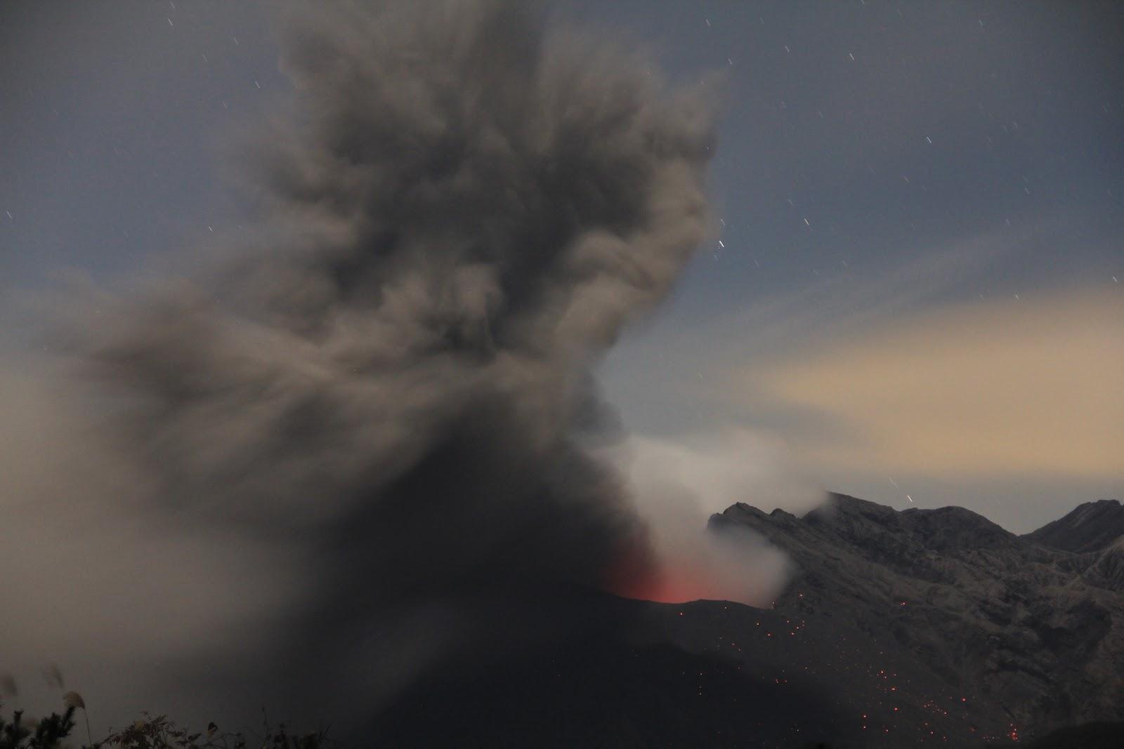 Kagoshima Japan  city images : The Japan Travel Digest: Sakurajima Volcanic Island, Kagoshima, Japan