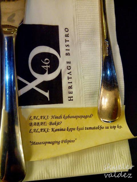 XO46 Heritage Bistro