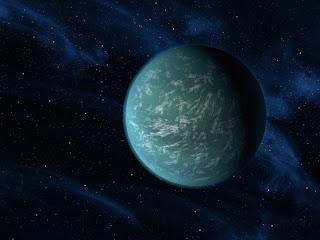 Exoplaneta Kepler 22b podría tener agua líquida