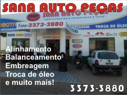 SANA AUTO PEÇAS
