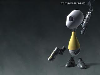 boneco 3d
