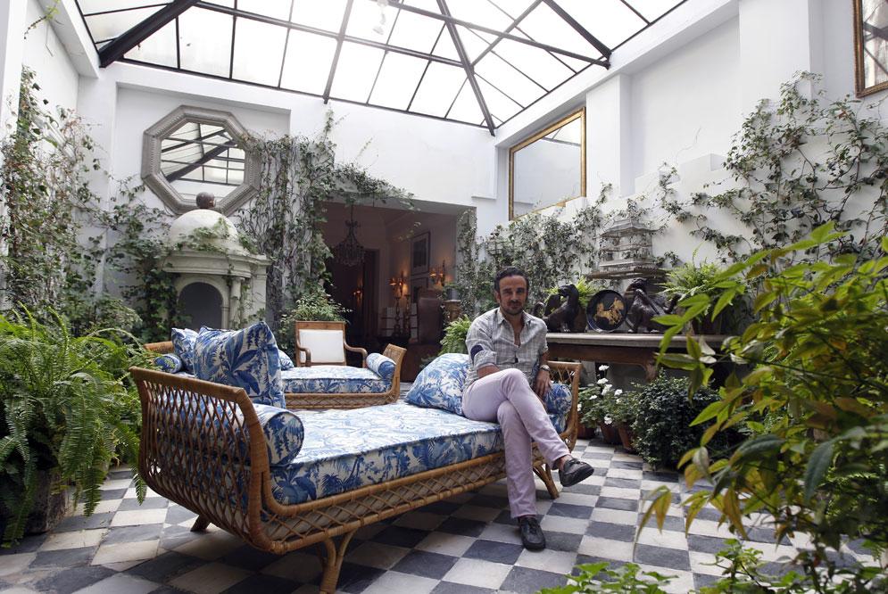 Paradis express lorenzo castillo home - Disenador de interiores madrid ...