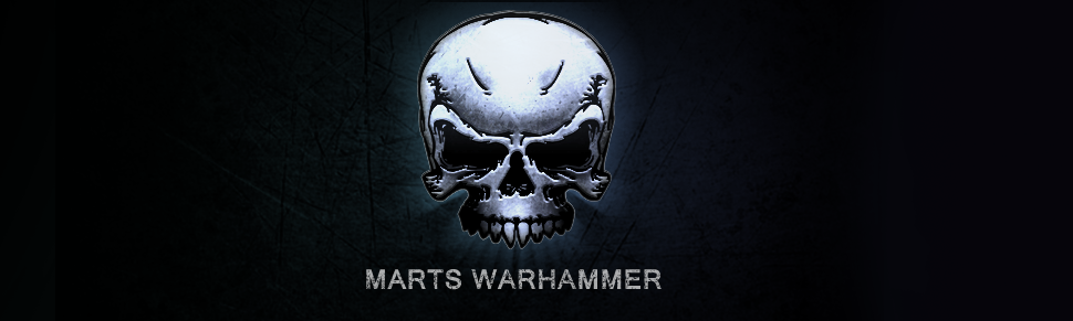 Mart's Warhammer 40k Blog