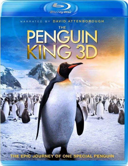 The Penguin King 3D (2012) BluRay 720p 550Mb Mkv