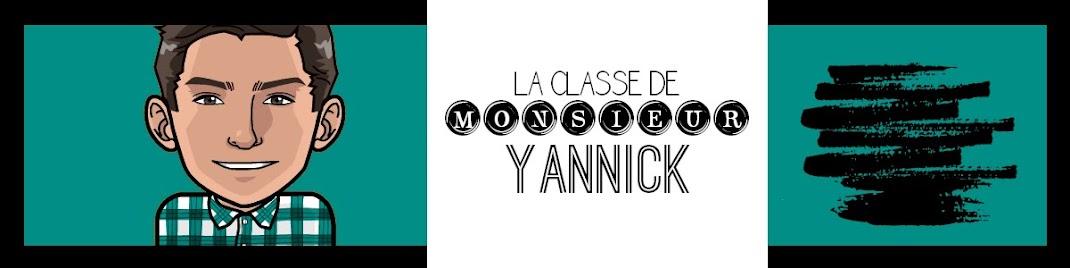 La classe de Monsieur Yannick