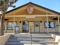 Visitor center, Black Rock Campground, Joshua Tree National Park