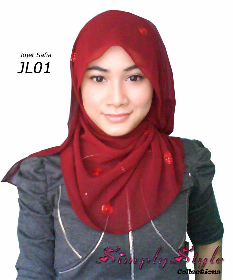 Hijab Tutorial 2 Cara Memakai Tudung Bawal Ala Najwa /page/244 | Star ...