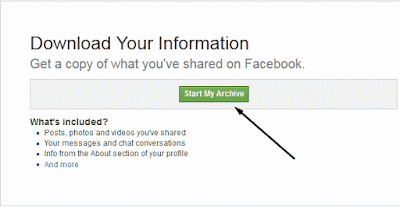 recover deleted Facebook messages data