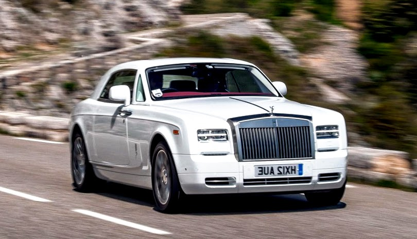 2014 Rolls Royce Phantom Coupe