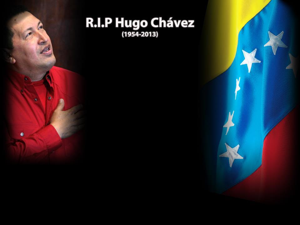 Presiden Venezuela Hugo Chavez wafat di Caracas