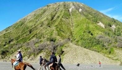 letak lokasi wisata gunung bromo