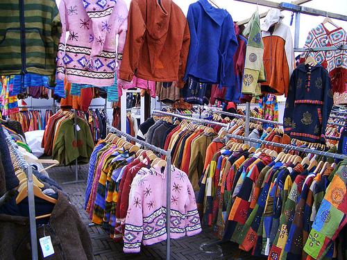 Bisnis baju murah semarang