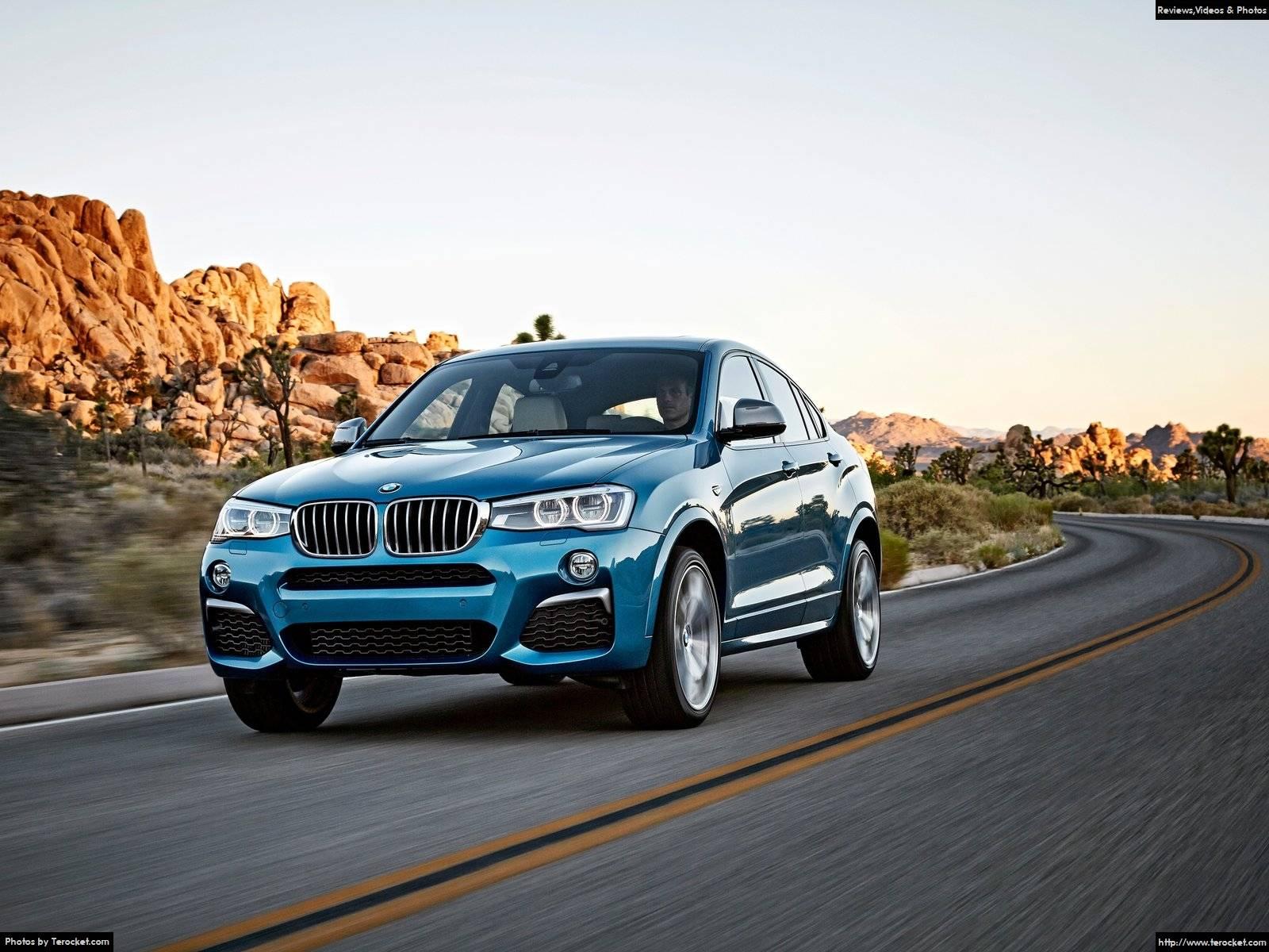 Hình ảnh xe ô tô BMW X4 M40i 2016 & nội ngoại thất