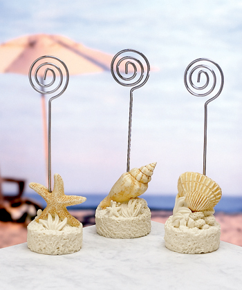 Unxia Beach Themed Wedding Favors