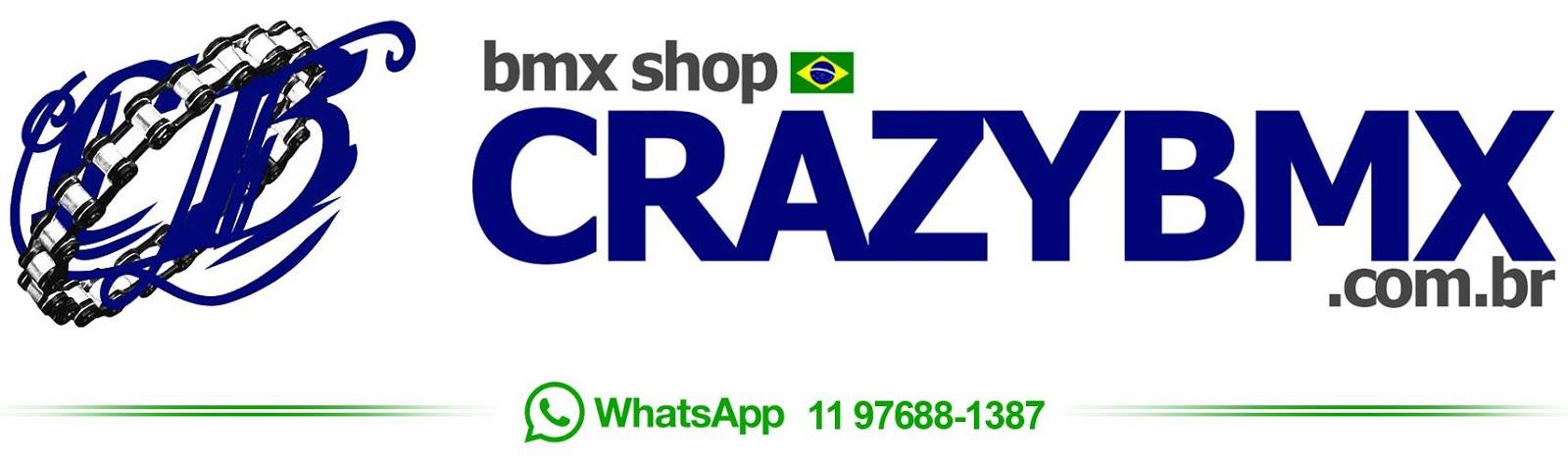 CRAZY BMX - Loja especializada em BMX