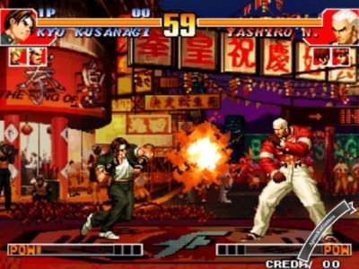 King Of Fighters 97 Screenshots