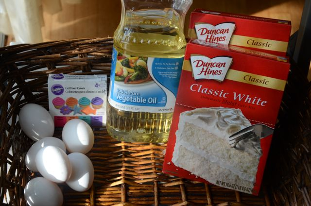 Listed Are If You Are Using A Duncan Hines White Cake Mix If Using Another Brand Prepare As Directed On That Box 2 Boxes White Cake Mix 6 Egg Whites