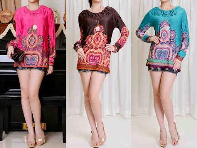 blouse gucci kode: M-3122