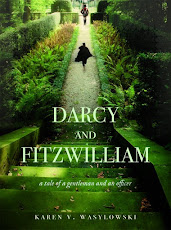 DARCY AND FITZWILLIAM, by Karen Wasylowski