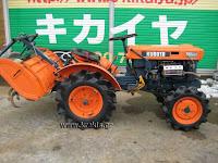 трактори KUBOTA B6000DT