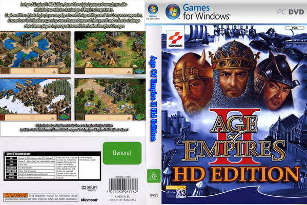 Age of Empires II: HD Edition (Steam Account). Купить аккаунты RuTracker.o