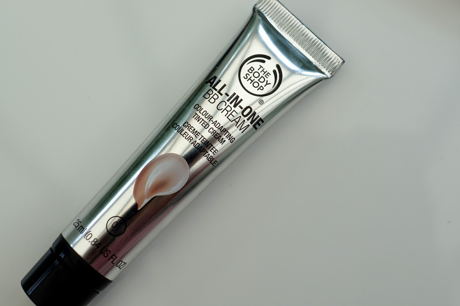 the body shop all in one bb cream
