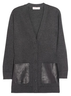 michael kors cardigan sweater
