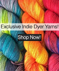 Exclusive Indie Dyer Colorways