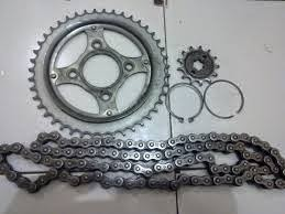 Gear Set New Mega Pro Di Pasang Di Gear Set Tiger